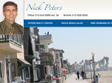 Nick Peters and Peters Realty Center