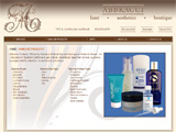 AbbracciStudio.com now has an online boutique for fanatical skincare and wonderful gifts
