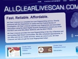 AllClearLivescan.com