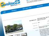Sunshine25Rentals.com in Long Beach, CA