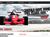 Allen Berg Formula One Racing School in Los Angeles